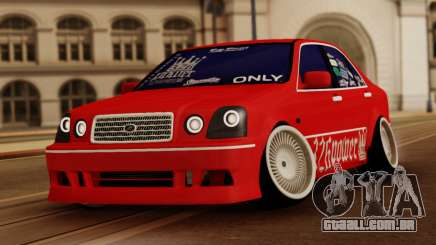 Lexus NC300 Progres para GTA San Andreas