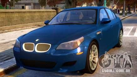 2005 BMW M5 para GTA 4
