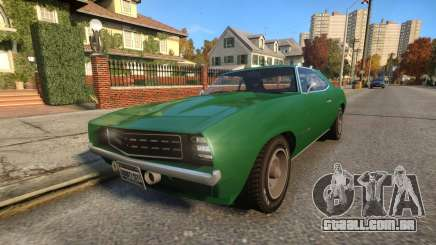 Declasse Vigero Improved [V3.0] para GTA 4