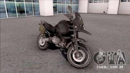 Motocicleta do jogo PUBG para GTA San Andreas