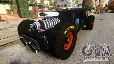 Hotrods Police para GTA 4