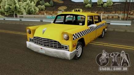 Taxi Balap para GTA San Andreas