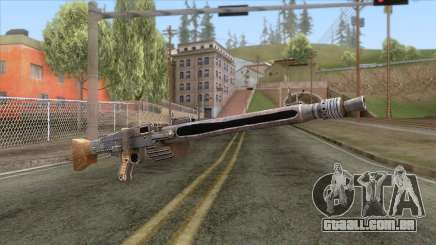 MG-42 Machine Gun v2 para GTA San Andreas