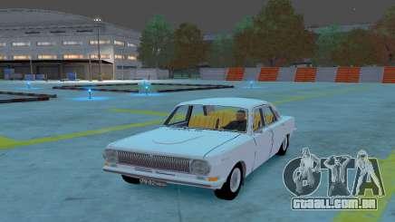 GAZ 2401 para GTA 4