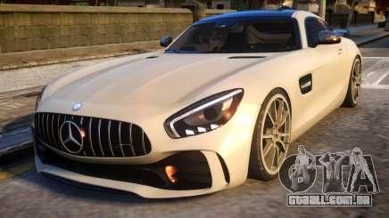 Mercedes-Amg GTR 2016 para GTA 4