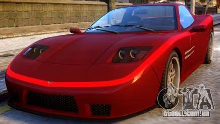 Coquette to Corvette para GTA 4