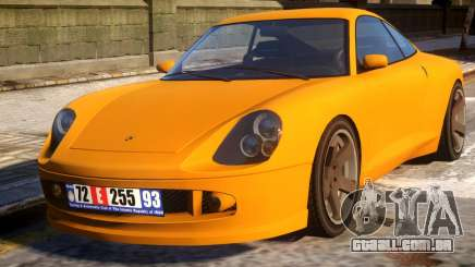 Porsche 911 (Comet) Supports RIV para GTA 4
