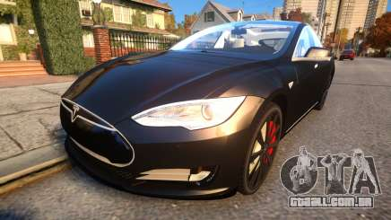2016 Tesla Model S P90D para GTA 4