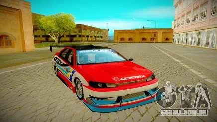 Peugeot 406 SX para GTA San Andreas