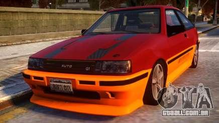 Futo Hatchback V1 para GTA 4