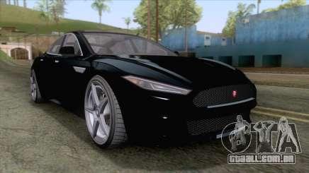 GTA 5 - Coil Raiden IVF Without Extra para GTA San Andreas