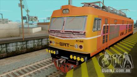 Alstom 4144 Electric Locomotive (Thailand) para GTA San Andreas