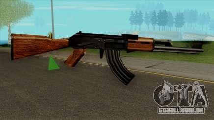 АК-47 Padrão HQ para GTA San Andreas