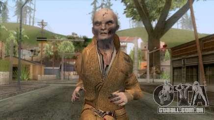 Supreme Leader Snoke para GTA San Andreas