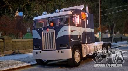 USA TRUCK Kenworth K100 VIP REL para GTA 4