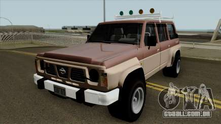 Nissan Safari Y60 1987 para GTA San Andreas
