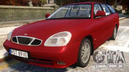 Daewoo Nubira II Wagon CDX Delux 2001 para GTA 4