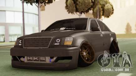 Toyota Crown S170 VIP para GTA San Andreas