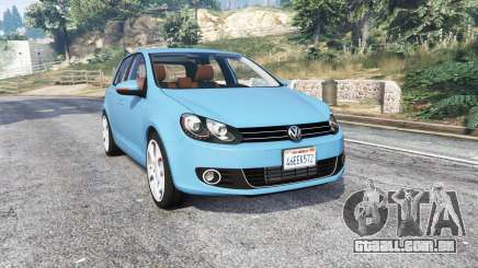 Volkswagen Golf (Typ 5K) v2.1 [replace] para GTA 5