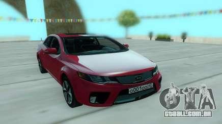 Kia Forte para GTA San Andreas