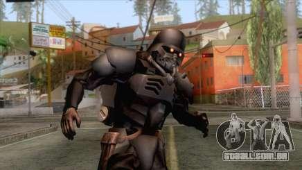 Kerberos Panzer Cop Skin para GTA San Andreas