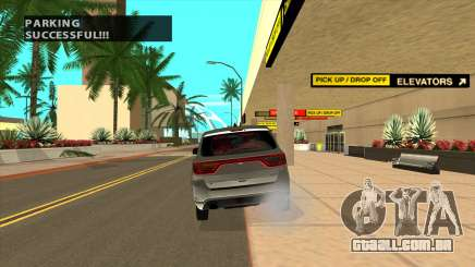 Parking Your Vehicle para GTA San Andreas