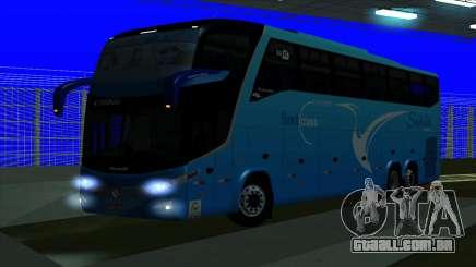 Bus G7 1600 Ld Expresso Satelite Norte v 1.0 para GTA San Andreas