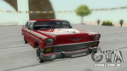 Chevrolet Nomad 1956 para GTA San Andreas