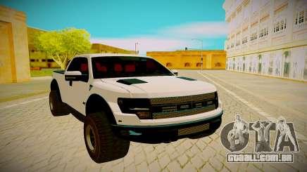 Ford F150 para GTA San Andreas