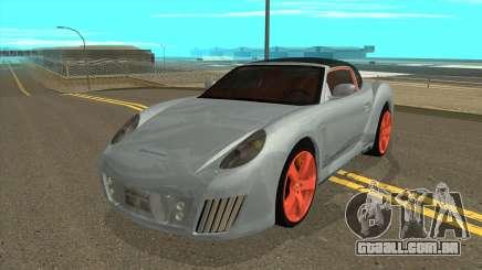 Rinspeed zaZen Concept 2006 para GTA San Andreas
