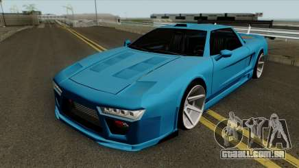 BlueRay Infernus CH1RON para GTA San Andreas