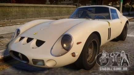 1962 Ferrari 250 GTO para GTA 4