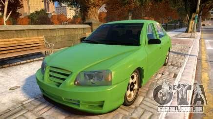 Hyundai Elantra 2005 para GTA 4