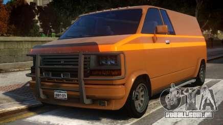 GTA V Burrito V2 para GTA 4