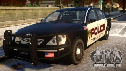 Pinnacle Police (LCPD) 1.0 para GTA 4