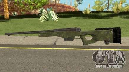 PUBG AWM para GTA San Andreas