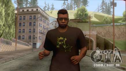 GTA Online - Hipster Skin para GTA San Andreas