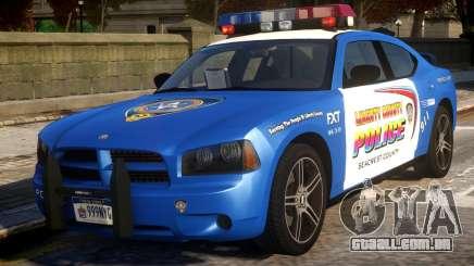 Dodge Charger FXT V6 3.0 para GTA 4
