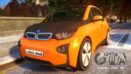 BMW i3 para GTA 4