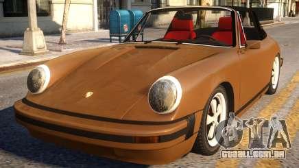 1974 Porsche 911 Targa para GTA 4