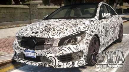 Mercedes CLA AMG Prototype 1.0 para GTA 4