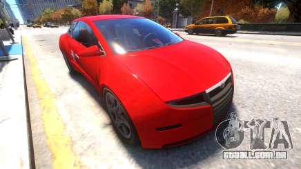 1999 Daewoo Mirae Concept para GTA 4
