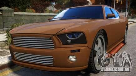 Civilian Buffalo DUB Edition v2.1 para GTA 4