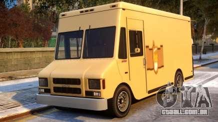 Boxville Livery for CTI55 2011 para GTA 4