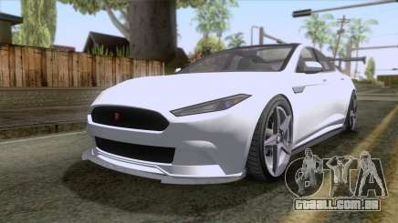GTA 5 - Coil Raiden para GTA San Andreas