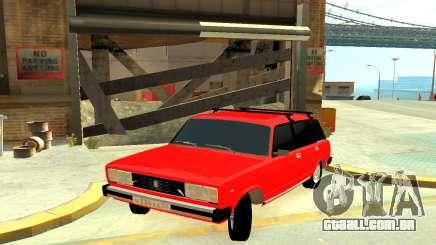VAZ 2104 CR para GTA 4