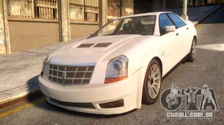 Albany Presidente CTS Restyling para GTA 4