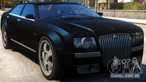 PMP 600 to Chrysler 300C HEMI para GTA 4