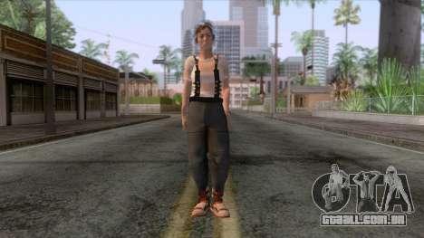 Aliens - Ellen Ripley Skin para GTA San Andreas