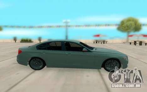 BMW 335i para GTA San Andreas